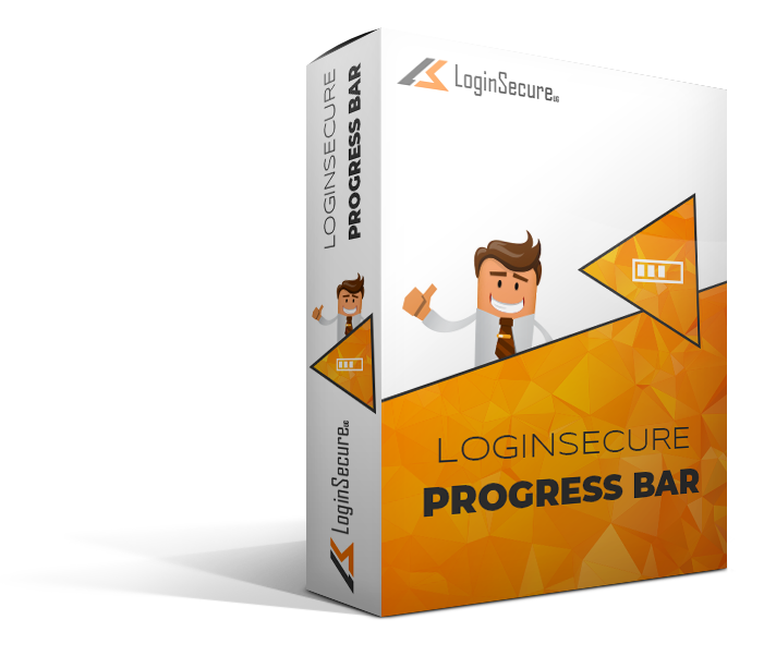 LoginSecure Progress Bar