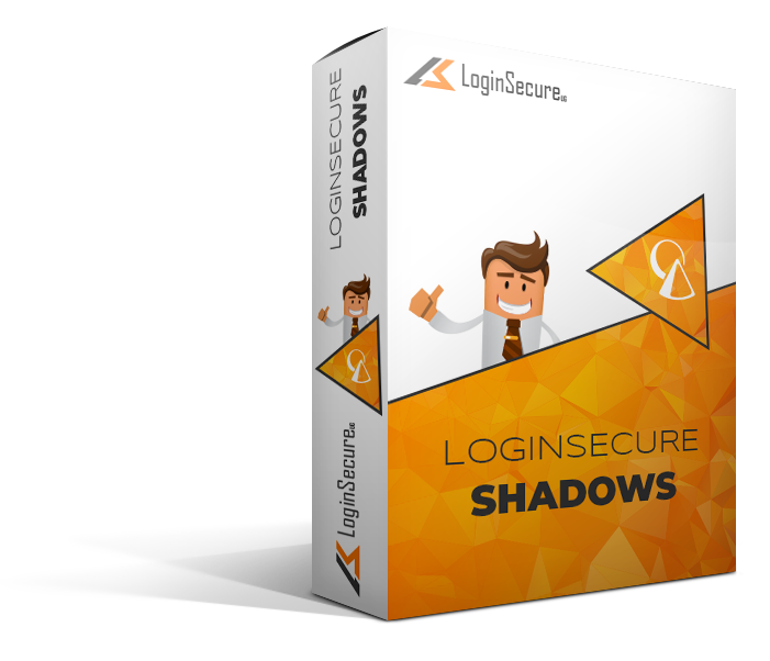 LoginSecure Shadows