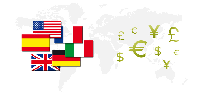 Restaurant Website Lease Multi-Language And Multi-Currency Support